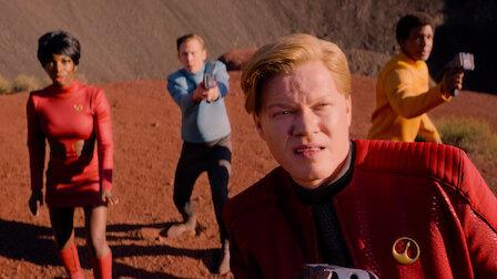 觀賞聯邦星艦卡里斯特。第 4 季第 1 集。